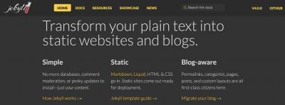 Les principales plateformes de blogs de l'année (2020)